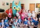 Talsu bērnu bibliotēkā notiek mācību gada nobeiguma pasākumi
