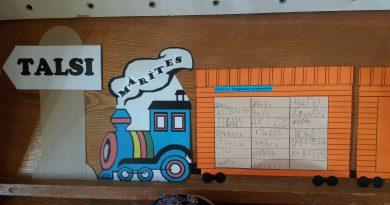 """Jauns projekts 4 – 8 gadus veciem bērniem """"Mūsu mazā bibliotēka"""""""