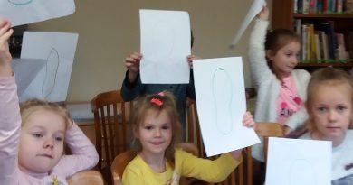 """Projektā """"Mūsu mazā bibliotēka"""" piedalās arī Talsu bērni"""