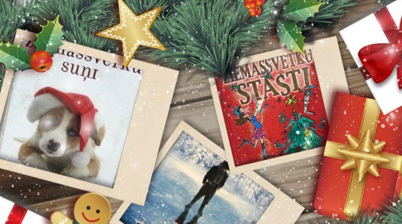 Ziemassvētku grāmatu izlase jauniešiem