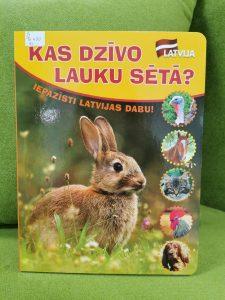 Kas dzīvo lauku sētā? Iepazīsti Latvijas dabu!