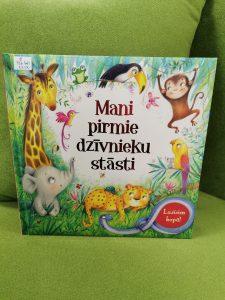 Mani pirmie dzīvnieku stāsti. Lasīsim kopā (Dace Andžāne)