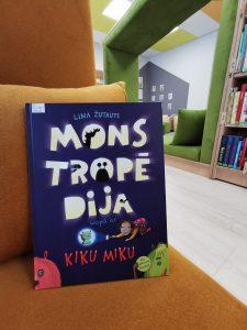 Monstropēdija kopā ar Kiku Miku (Lina Žutaute)