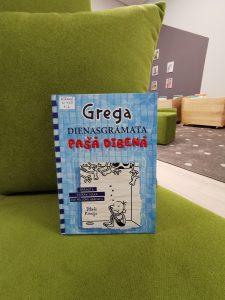 Grega dienasgrāmata 15. Pašā dibenā