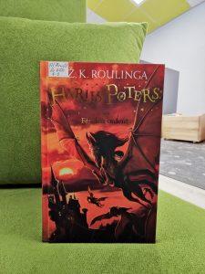 Harijs Poters un Fēniksa ordenis (Džoanna K. Roulinga)
