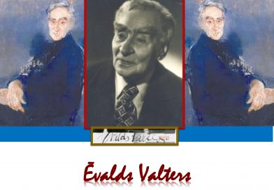 Ēvalds Valters – 125