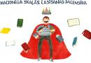 Lielie lasīšanas svētki Talsos