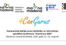 """Izsludināta reģistrācija jauno speciālistu konferencei """"4CanGurus 2020"""" Madonā"""